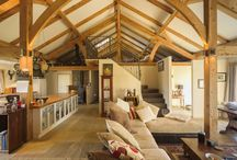 Timber frame Projects / A selection of our bespoke projects from our large portfolio
