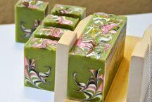 Handmade soap technique