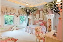Girls bedroom / by Samantha Frerichs