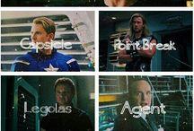 Marvel Stuff!