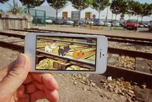 Phone-reality