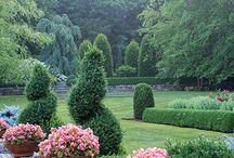 aranżacje ogrodowe
