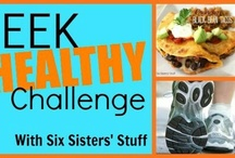 Healthier Eats  / by Tricia Paquette