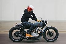 A Motorbike Adventure