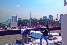 PUPUN & GUITARS / Pupun Dudiyawan and Guitars
