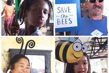 Bee Farm Photo Booth