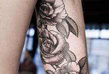 Tatouages De Roses pour moi