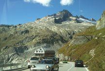 Furka pass, Switzerland / pass, hágó, Switzerland