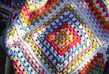 Crochet and Knitting / by Lynn Hanford