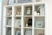 Coastal & Beach Decor Ideas / Coastal and beach home decor ideas and diy craft ideas.