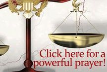 Reverse prayer