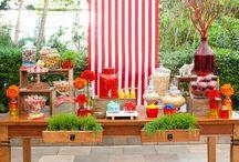 Mesas Decorativas Festa Infantil / Festa