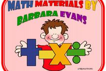 Math Materials / Resources from my TpT Store for teaching math to elementary students.  #math #problemsolving #computation #patterns #equations #wordproblems #critical thinking #GATE
