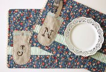 Kitchen textile / by Olga Repina