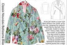 Inspiration: Bellissima Biker Jacket / ...every girl needs a cool biker jacket...