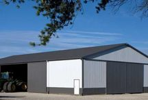 Machine Storage Buildings / Building farm buildings was how we got our start back in 1958. Over more than 50 years, we've built many thousands of farm buildings, an experience that has given us a seasoned understanding of what farm producers value in machine sheds and farm shops.