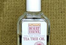 Tea tree oil uses / Uses for tea tree oils