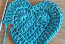 Corazón crochet