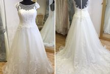 Wedding dresses for sale / View our latest collection of wedding dresses. All for sale at hugely discounted prices. Featuring designers such as Maggi Sottero, Justin Alexander, Mori Lee and Mon Cheri.