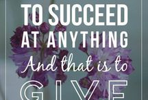 Success Quotes / by Beatrice Shorter