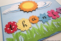 cricut- thank you / by Catherine Hayes