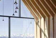 mountain hostel arch