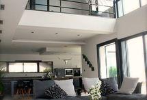 projet maison salon