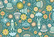 Fabulous Fabric / Fabric design