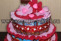 торт а сад