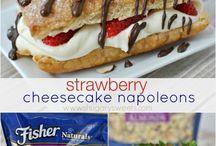 Desserts -Frozen & Refrigerated