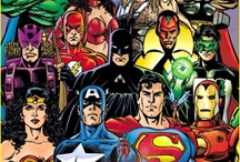 Superheros, Villains & other character's  / All the character's from comic's,cartoon's,movie's,television and books. / by ZERO ZIGGY