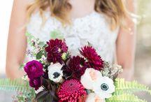 Květiny Sany - inspirace