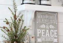 Christmas - Naturals / by Jacqueline Griffin