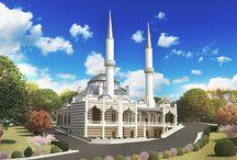 KANDİLLİ CAMİİ / SOSYAL PROJE