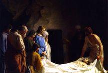 Библейские сюжеты  в живописи