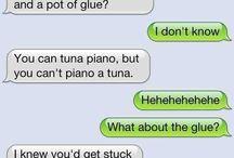 Jokes, Funny, Lol, Hahahaha / by Taylor Landry