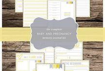 Baby journal ideas