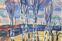 Edvard Munch / Abstract