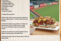 Mets Cookbook / Great recipes for your next Mets road game backyard BBQ.