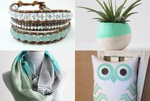 Etsy Finds and Treasury Lists / Fun stuff found on Etsy! / by Sarah Pruett
