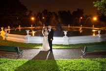 Neptune Fountain / Celebrate at Snug Harbor offers a variety of options for your dream wedding. Discover all that Celebrate at Snug Harbor has to offer at www.celebrateatsnugharbor.com.
