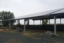 manège photovoltaique