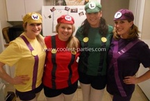 Cool Ass Costumes! / Cosplay and Halloween ideas / by (Outerspace*** Andrea)