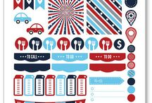 Stickers Patriotic