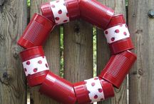 Reuse ideas for cans / Ideas to Reuse, Recycle, Repurpose, Upcycle and Reimagine Cans.