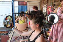 Pretty Messy Hairsalon (Adults) / #madamesavooi