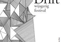 Uitgaven Wijsgerig Festival DRIFT / Wijsgerig Festival DRIFT is een jaarlijkse avond met een filosofisch programma – georganiseerd door studenten wijsbegeerte aan de Universiteit van Amsterdam – om op een toegankelijke manier academische filosofie te presenteren aan een breed publiek.