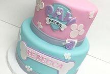 Harpers 4th birthday cake