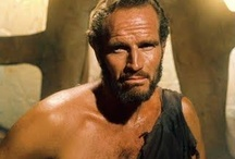 Charlton Heston / Always my hero!
