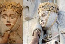 Kopfbedeckungen 13. Jahrhundert